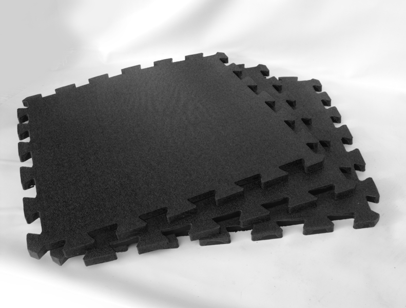 Interlocking Floor Mats | Interlocking Rubber Floor Tiles by Polymax UK