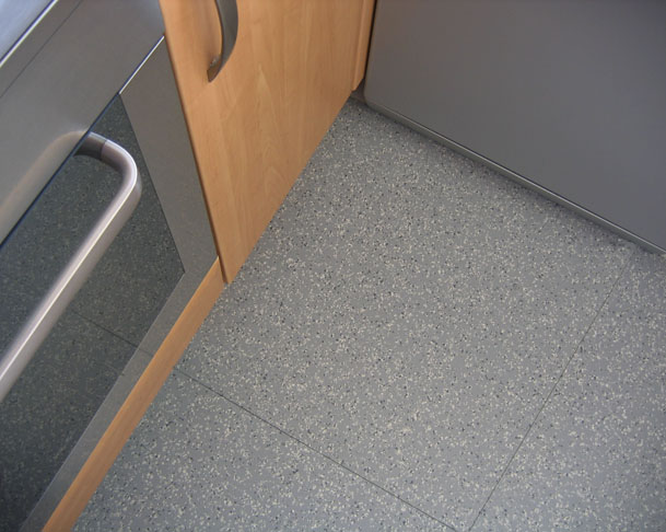 rubber kitchen floor tiles - wood floors