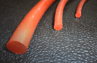 Our range of Silicone cord in different diameters