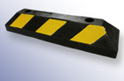 Rubber Parking Kerbs Available at Polymax