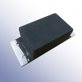 Aluminium Tipper Pad 180L x 75W x 45H at Polymax