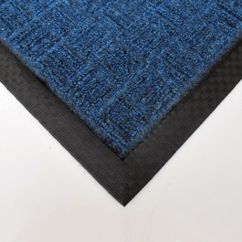 Polymax Carpet Entrance Door Mat | Blue
