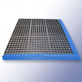 COMBI Grass Matt Edge Male Blue 910mm x 75mm x 14mm at Polymax