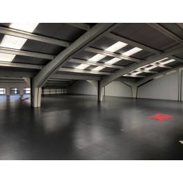 Vigor Interlocking Garage Tiles - Large Warehouse