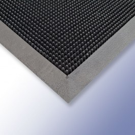 CONA Entrance Mat Black 1500mm x 900mm x 13mm at Polymax
