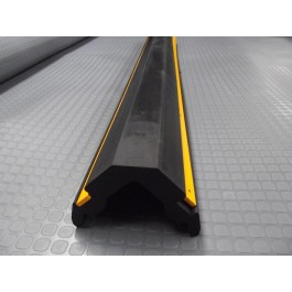 Polymax Cruise Corner Fender 100mm x 100mm x 2.5m Long