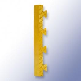 DIAMEX LOK Garage Tile Male Edge Yellow 500mm x 85mm x 14mm at Polymax
