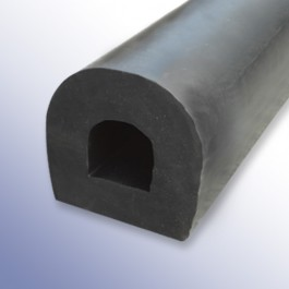 EPDM D-Fenders at Polymax