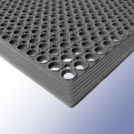 FIRMA Entrance Mat Black 1500mm x 915mm x 15mm at Polymax