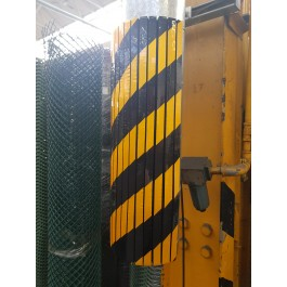 Another Example of Foam Pole Protector