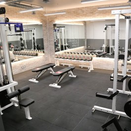 Gym Flooring Installation