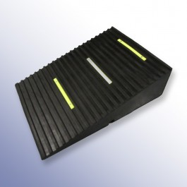 Heavy Duty Cable Cover Wedge 540L x 400W x 160H  at Polymax
