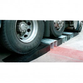 Example of Heavy Duty Cable Protector System