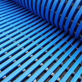 HERONRIB Pool Matting Blue 1000mm Wide x 10mm at Polymax