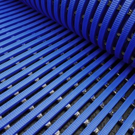 HERONRIB Pool Matting Dark Blue 1000mm Wide x 10mm at Polymax