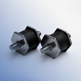 Hexagonal Anti Vibration Mounts