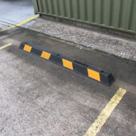 High Visability Kerb Parking Stop