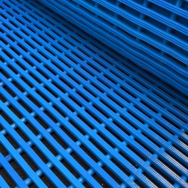 MATTRIX Pool Matting Roll Blue 1000mm Wide x 12mm at Polymax