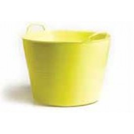 Mixing Tub - Yellow - Suitable for Screed