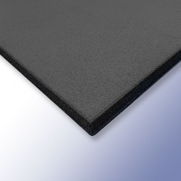 PLAY Safety Tiles Black 1000mm x 1000mm x 45mm at Polymax