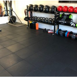 Polymax TOUGH Gym Mat in Application