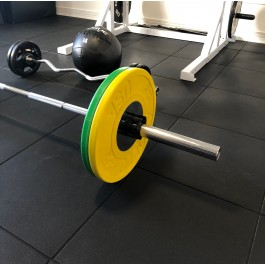 Polymax TOUGH Gym Tile in Home Gym