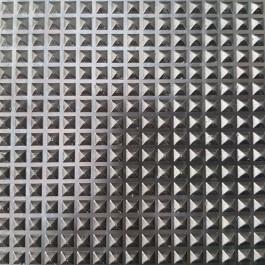 Close Up of Pyramic Pattern