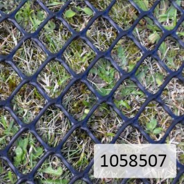 Reinforcement Mesh Lattice Black 2000mm Wide x 4mm at Polymax