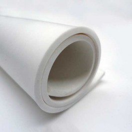 SILONA White Silicone Sheet at Polymax