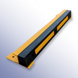 Steel Base Low Mounted Kerb 1200L x 250W x 108H at Polymax