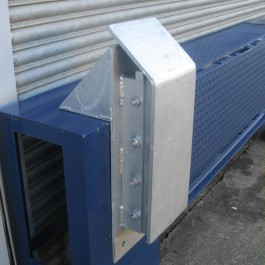 Steel Heavy Duty Dock Bumpers at Polymax