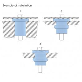 TH Mount | Installation Diagram