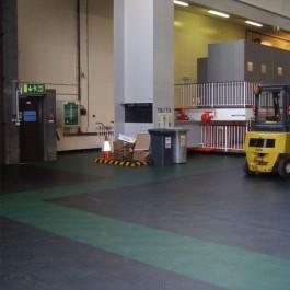 Vigor Installation in a Warehouse