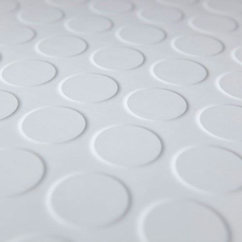 Polymax Circa Prem Tile Aluminium 500 X 500 X 27 B Grade