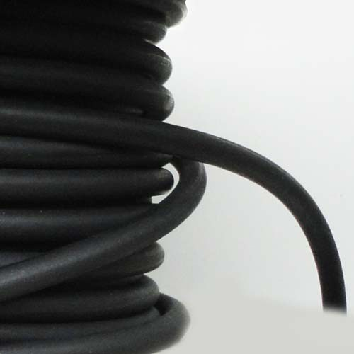 NITRILE RUBBER O-RING CORD 6.35MM Diameter 70 Shore in any lengths