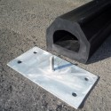 Polymax Kerb Floor Mounted Buffer