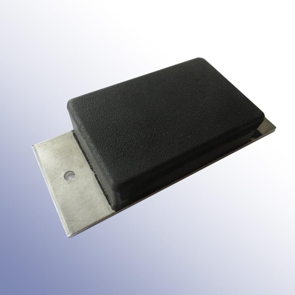 Aluminium Tipper Pad 180L x 75W x 34H