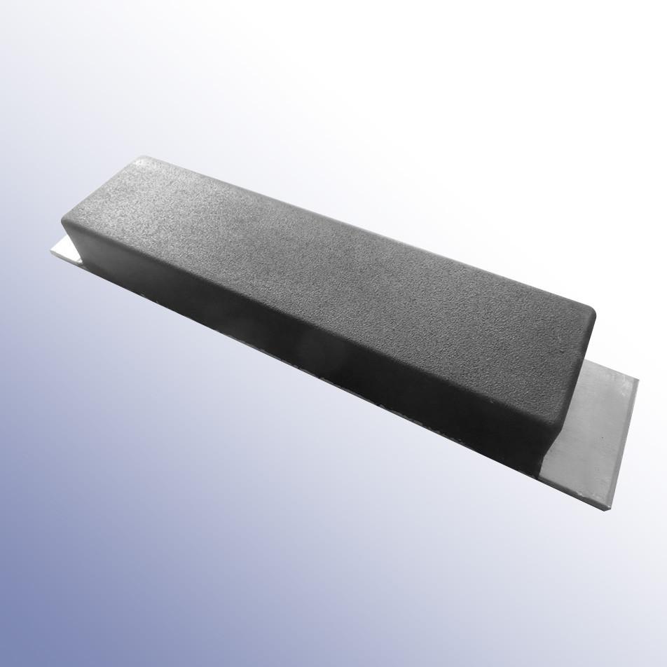 Aluminium Tipper Pad 355L x 75W x 44H