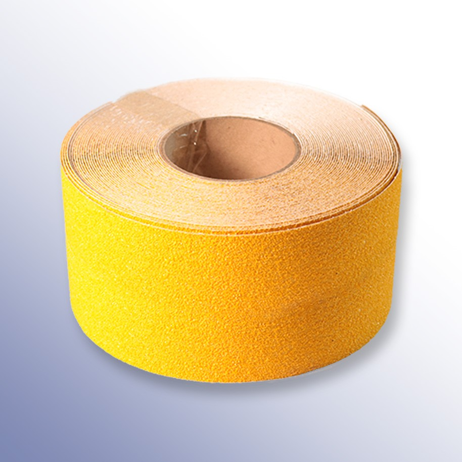 Anti Slip Medum Coarse Tape Yellow