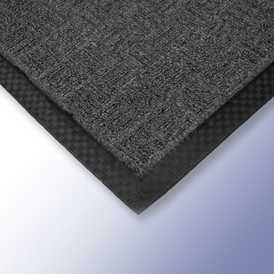 CARPET Entrance Mat Grey 600mm x 400mm x 13mm