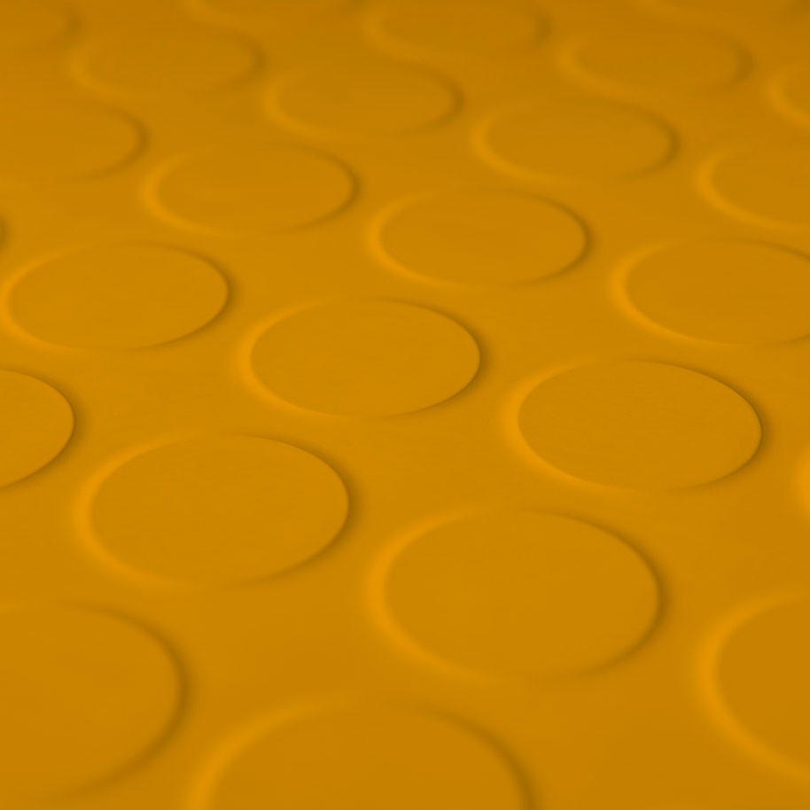 CIRCA PRO Tile Halcyon Yellow 500mm x 500mm x 2.7mm