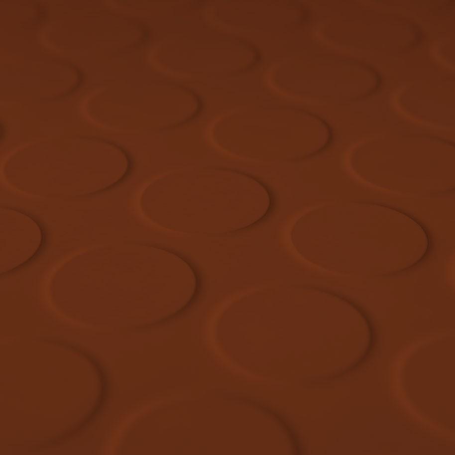 CIRCA PRO Tile Milk Chocolate 500mm x 500mm x 2.7mm