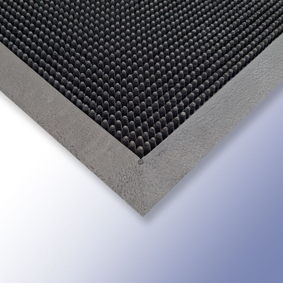 CONA Entrance Mat Black 1500mm x 900mm x 13mm