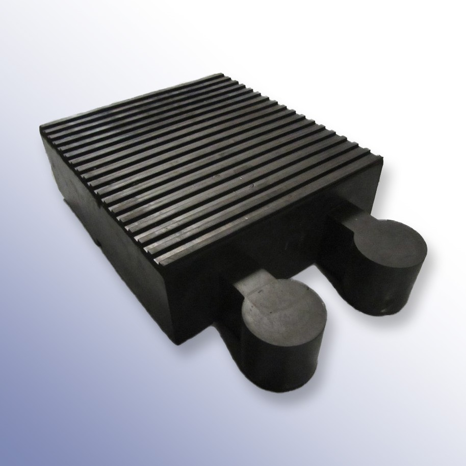 Heavy Duty Cable Cover Block Male 450L x 400W x 160H