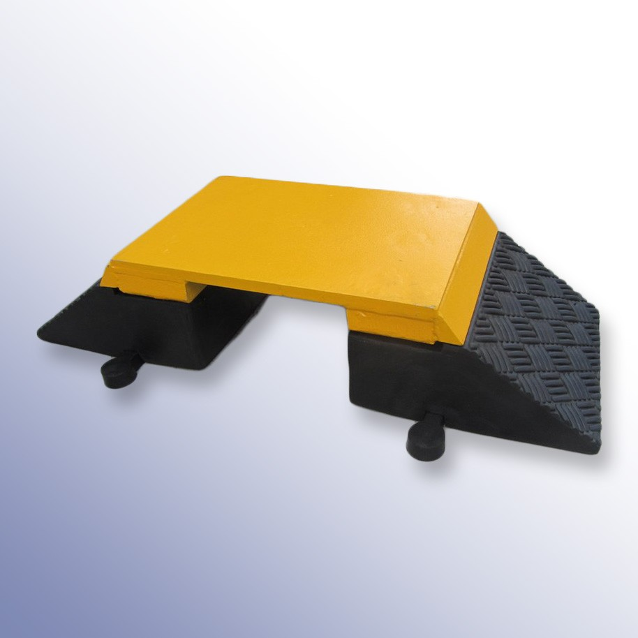 HVG Cable Ramp 820L x 290W x 165H ( 1 Channel, 210mm x 150mm, 80 Tonnes)