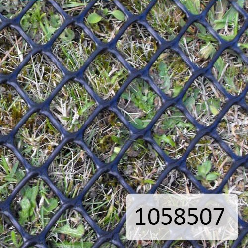 Reinforcement Mesh Lattice Black 2000mm Wide x 4mm