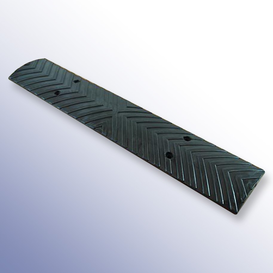 Rumble Strip Black 500L x 100W x 15H