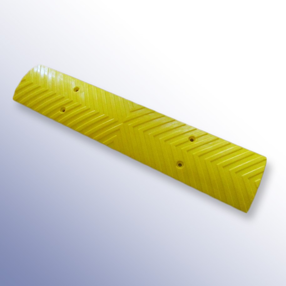 Rumble Strip Yellow 500L x 100W x 15H