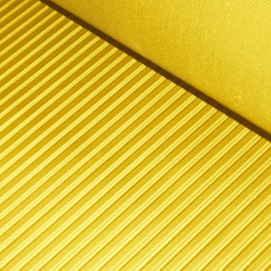VIDA PRO Matting Hi-Vis Yellow 1000mm Wide x 3mm