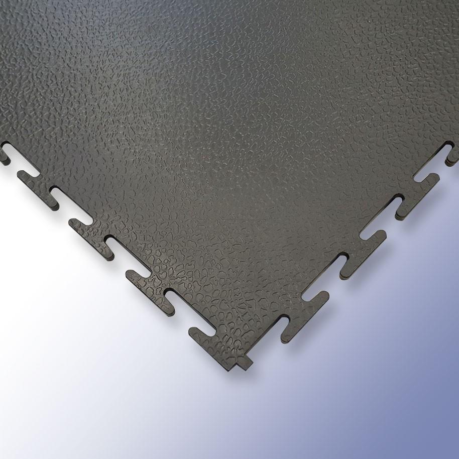 VIGOR Interlocking Morphic Tile Dark Grey 500mm x 500mm x 7mm
